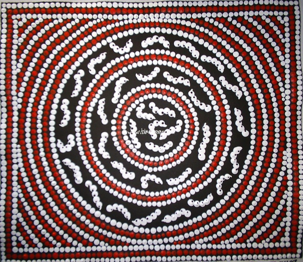 Country - 6 - Bindi Lee Australian Indigenous Artist