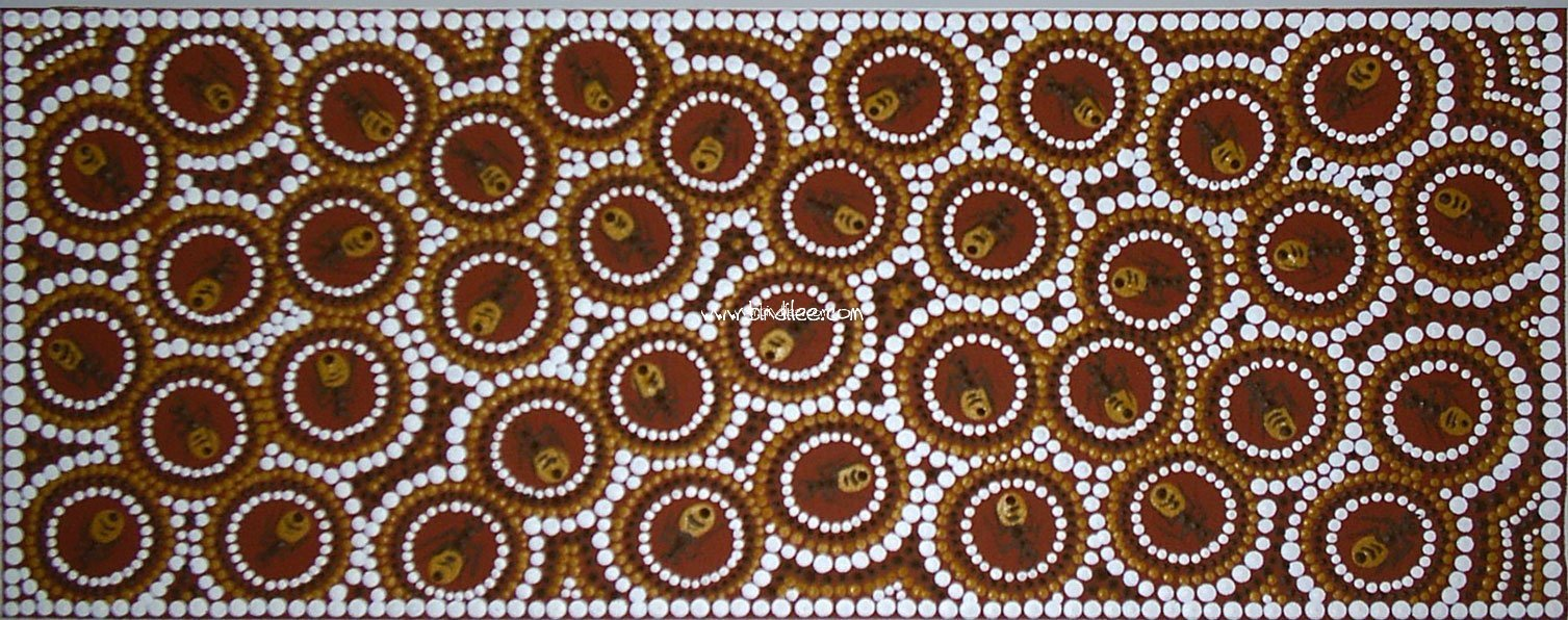 Country - 9 - Bindi Lee Australian Indigenous Artist
