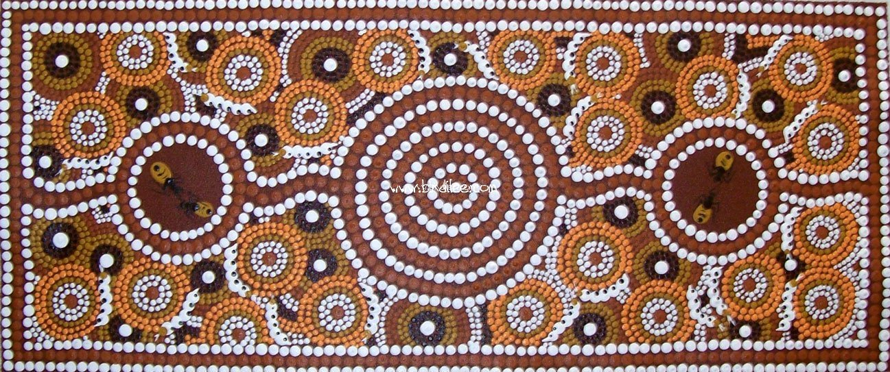 Country - 12 - Bindi Lee Australian Indigenous Artist