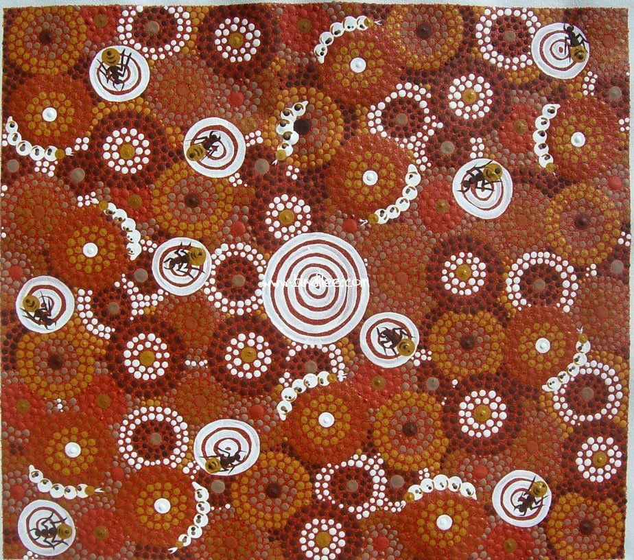 Country - 13 - Bindi Lee Australian Indigenous Artist