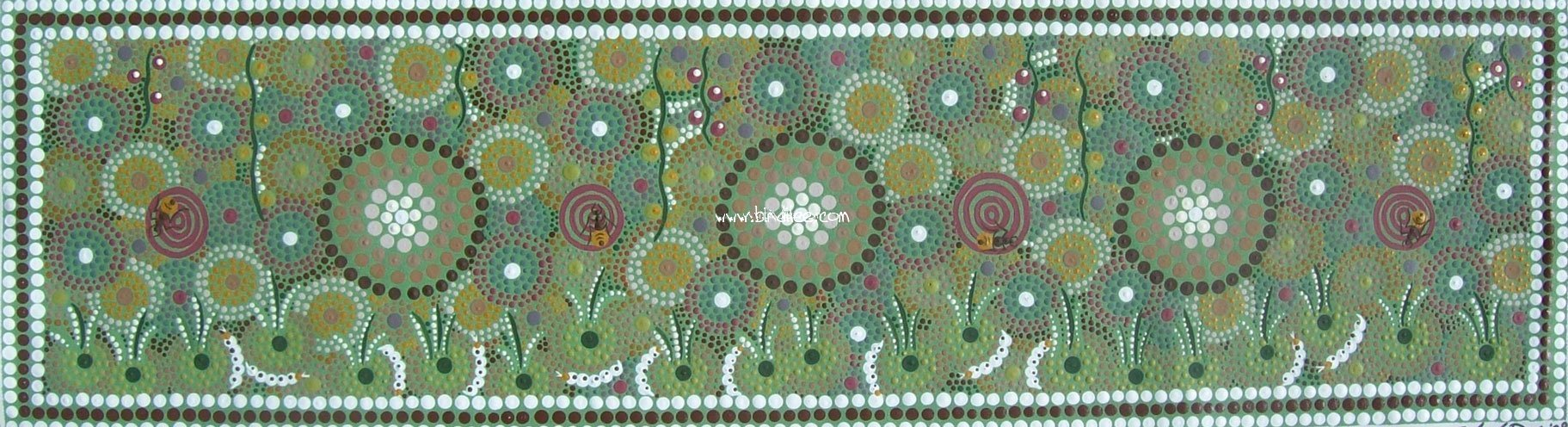 Country - 16 - Bindi Lee Australian Indigenous Artist