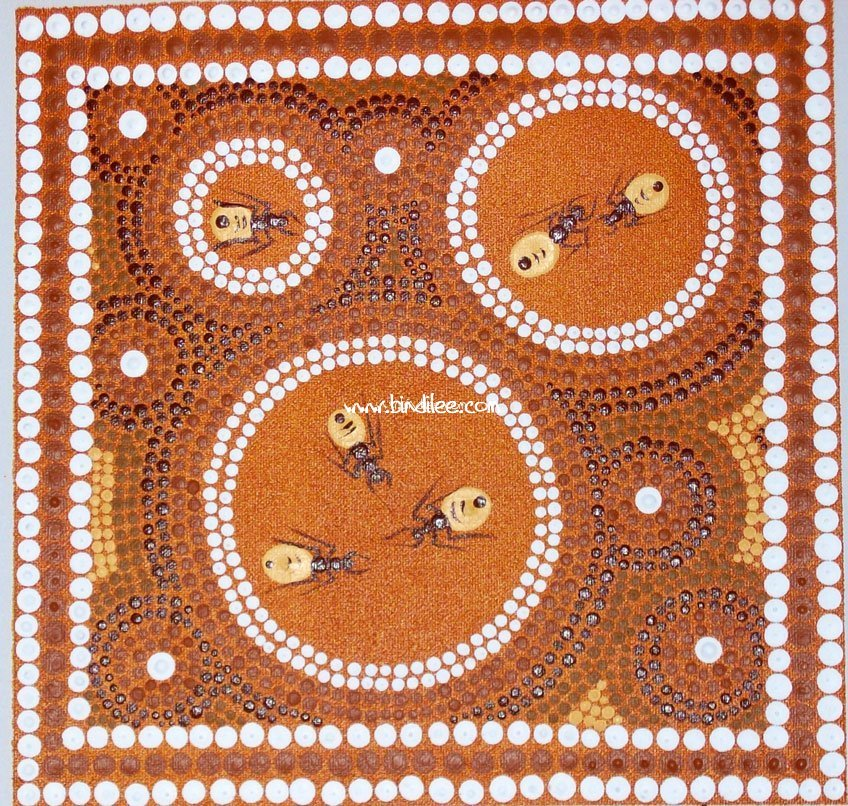 Country - 2 - Bindi Lee Australian Indigenous Artist