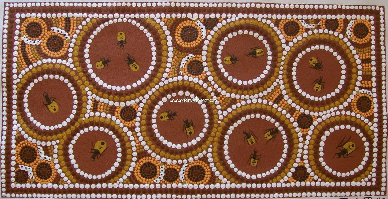 Country - 3 - Bindi Lee Australian Indigenous Artist