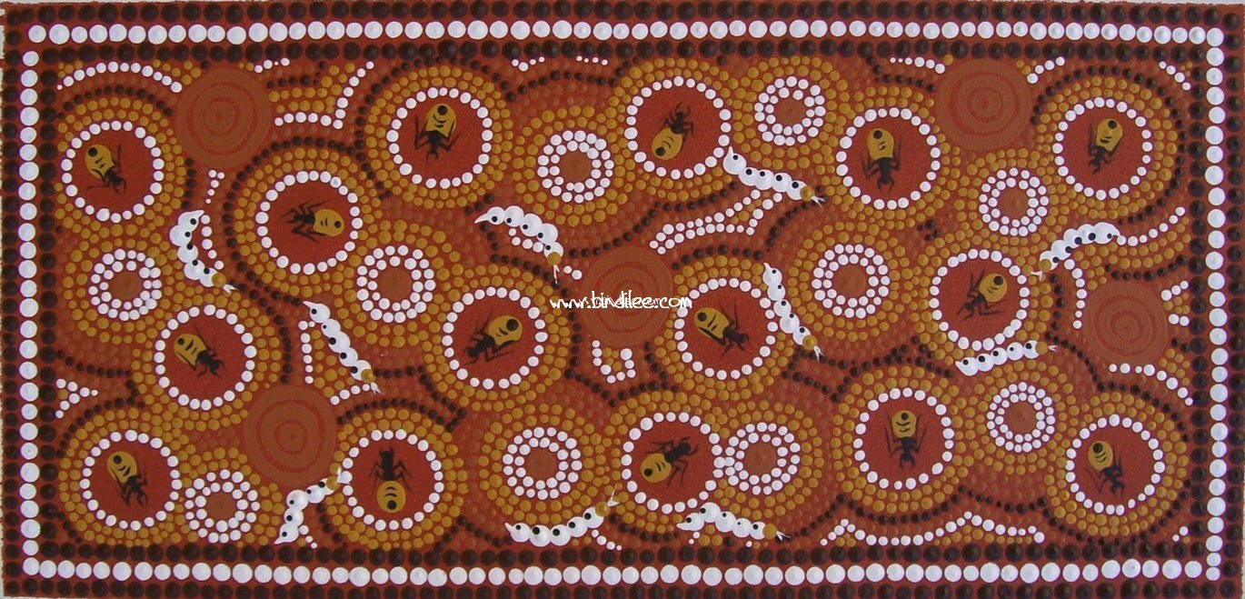 Country - 4 - Bindi Lee Australian Indigenous Artist