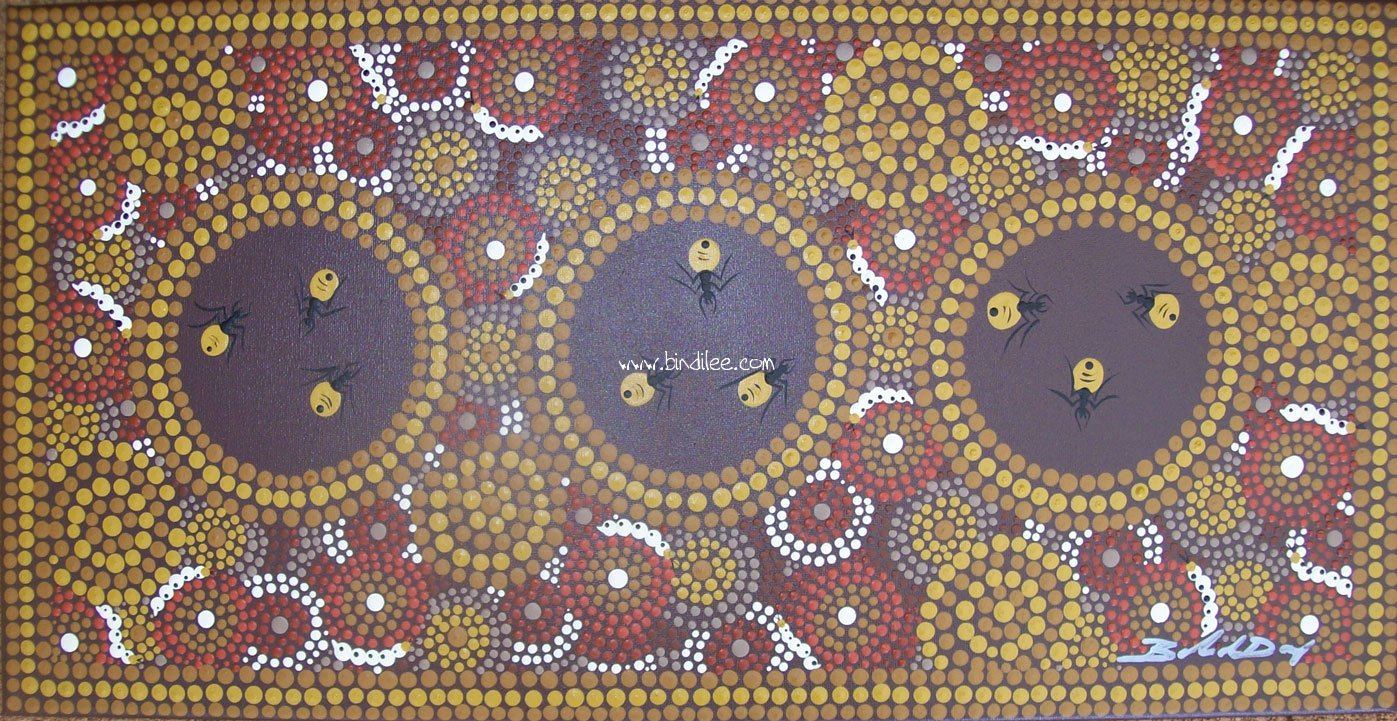 Country - 17 - Bindi Lee Australian Indigenous Artist