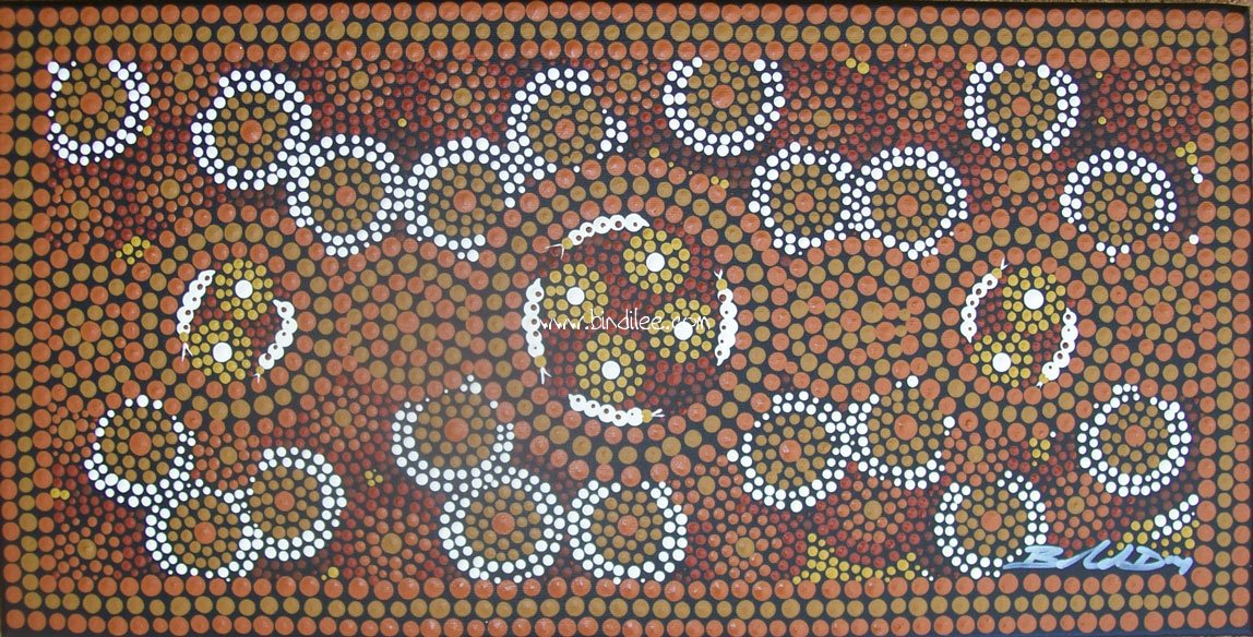 Country - 20 - Bindi Lee Australian Indigenous Artist