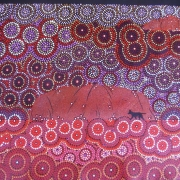 Changing Colours - Bindi Lee Australian Indigenous Artist