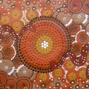 Bush Tucker - Bindi Lee Australian Indigenous Artist