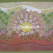 Asha Rose - Bindi Lee Australian Indigenous Artist