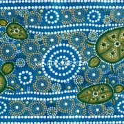 Fire Water Sky - 1 - Bindi Lee Australian Indigenous Artist